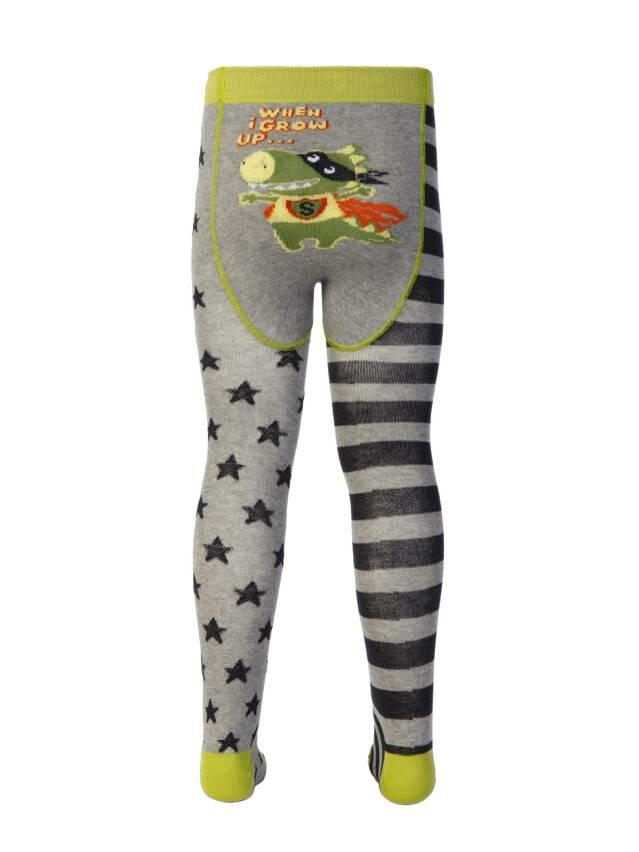 Children's tights CONTE-KIDS TIP-TOP, s.62-74 (12),358 grey - 2
