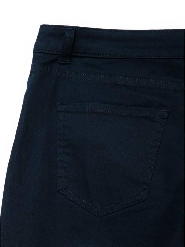 Denim trousers CONTE ELEGANT CON-139B, s.170-102, dark navy - 5