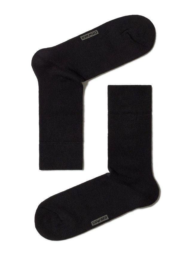Men's socks DiWaRi COMFORT, s. 40-41, 000 black - 1