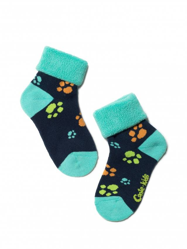 Children's socks CONTE-KIDS SOF-TIKI, s.12, 244 navy - 1