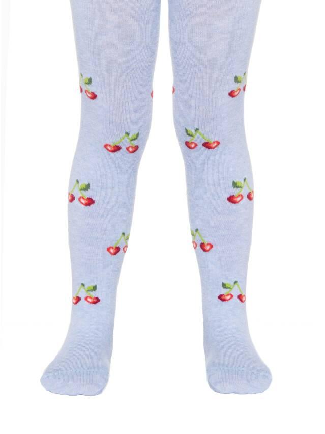 Children's tights CONTE-KIDS TIP-TOP, s.104-110 (16),359 light blue - 1