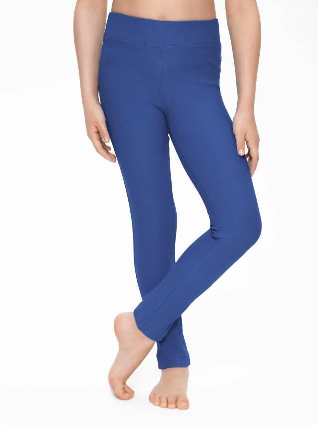 Leggings for girls CONTE ELEGANT ALBA, s.122,128-64, blue - 3