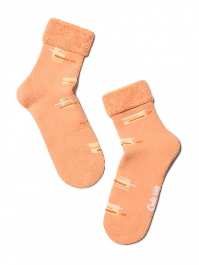Children's socks CONTE-KIDS SOF-TIKI, s.20, 047 peach - 1