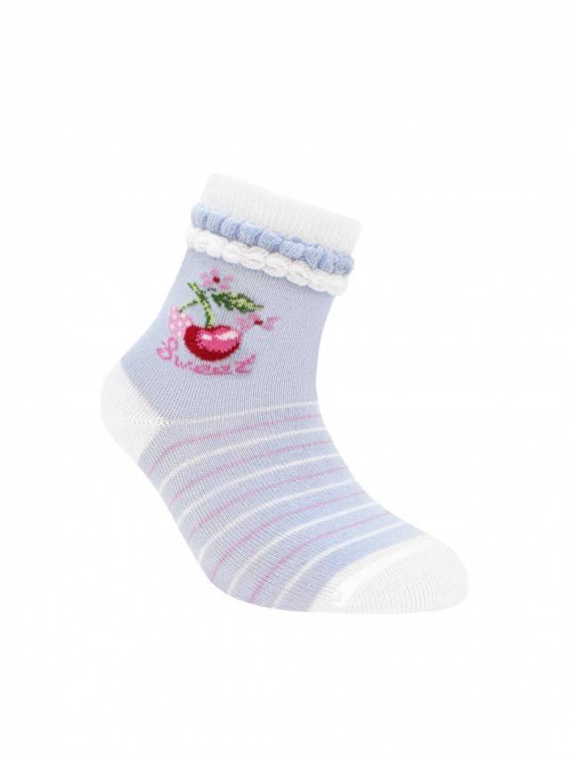 Children's socks CONTE-KIDS TIP-TOP, s.14, 190 pale violet - 1
