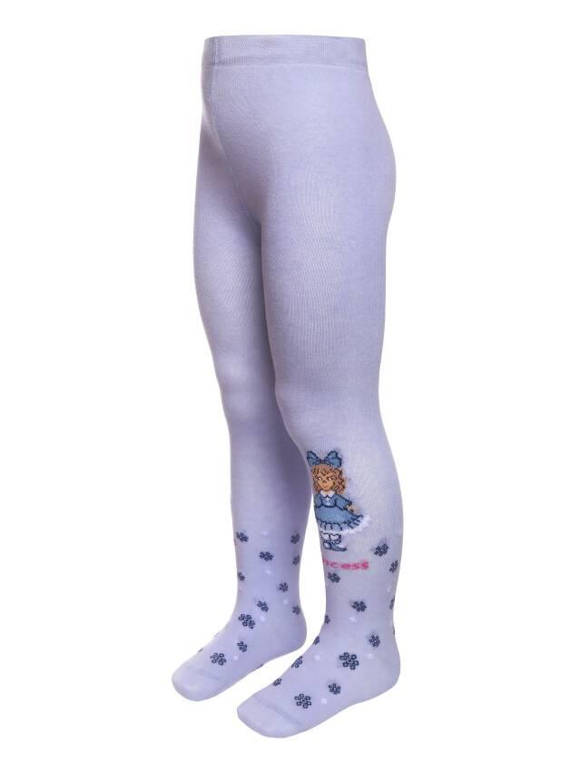 Children's tights CONTE-KIDS TIP-TOP, s.104-110 (16),346 pale violet - 1