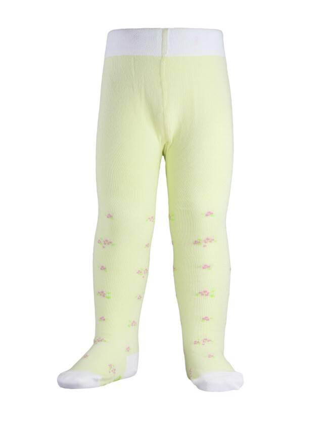 Children's tights CONTE-KIDS TIP-TOP, s.62-74 (12),378 lettuce green - 1
