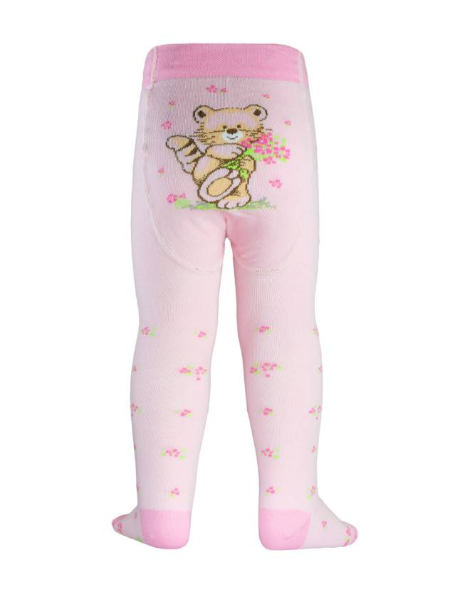 Children's tights CONTE-KIDS TIP-TOP, s.62-74 (12),378 light pink - 2
