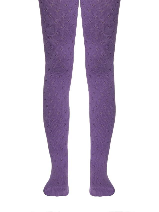 Children's tights CONTE-KIDS MISS, s.104-110 (16),404 lilac - 1