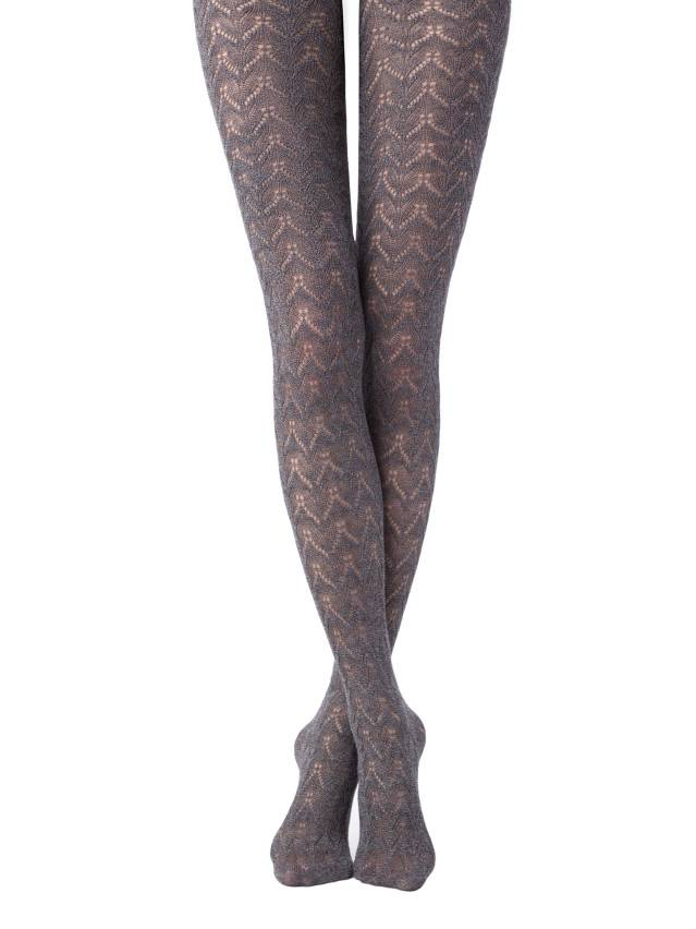 Women's tights CONTE ELEGANT IMPULSE, s.2, grigio - 1