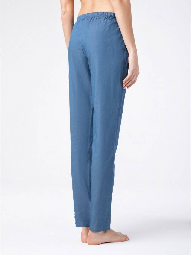Women's trousers CONTE ELEGANT MANIA, s.164-64-92, blue - 2