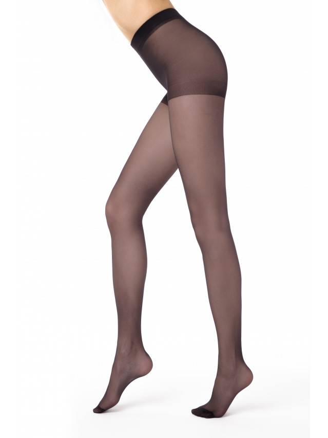 Women's tights CONTE ELEGANT NUANCE 20, s.2, grafit - 1