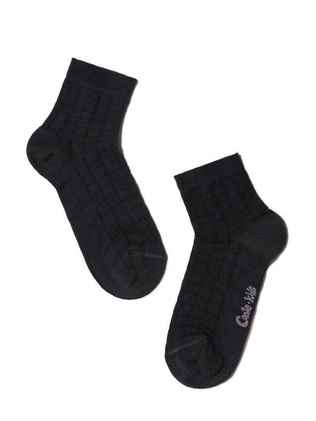 Children's socks CONTE-KIDS CLASS, s.20, 155 graphite - 1