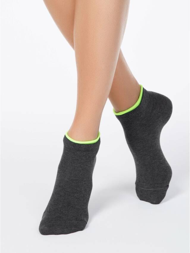 Women's socks CONTE ELEGANT ACTIVE, s.23, 035 dark grey - 1