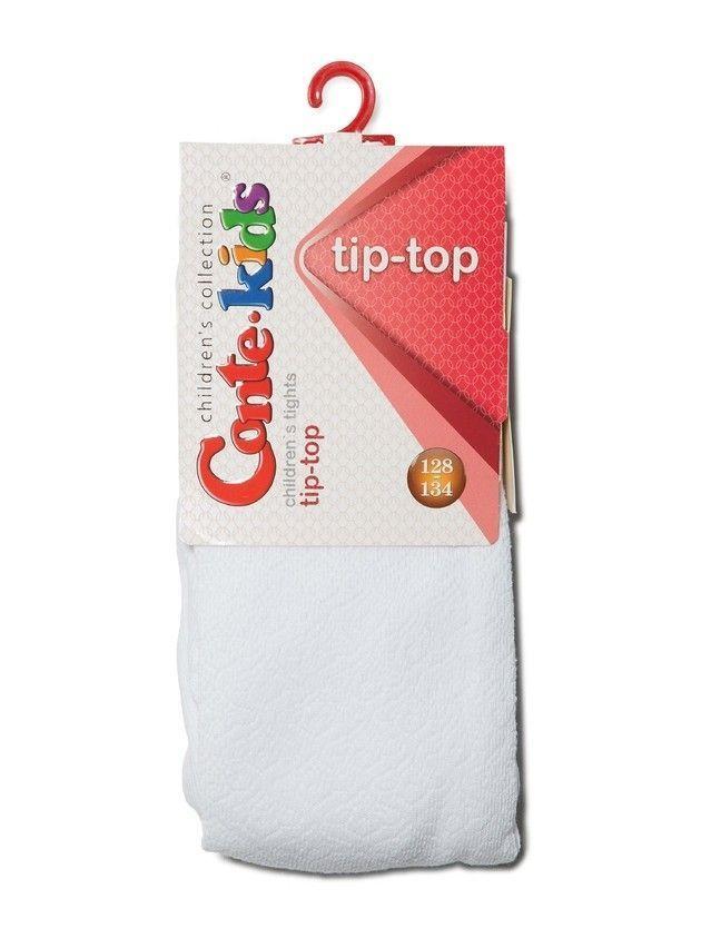 Children's tights CONTE-KIDS TIP-TOP, s.116-122 (18),363 white - 2