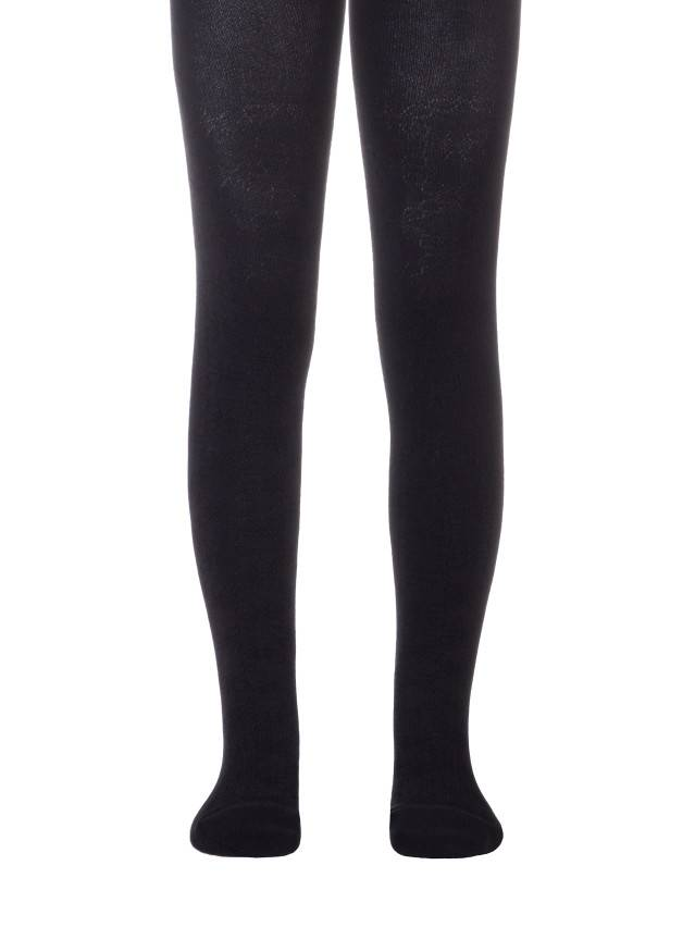 Children's tights CONTE-KIDS CLASS, s.104-110 (16),191 graphite - 1