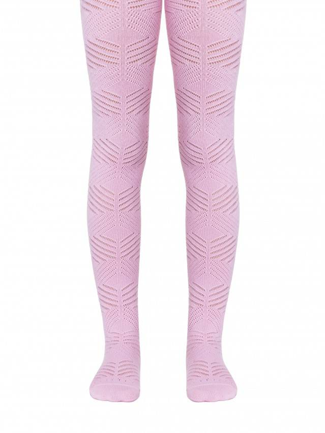 Children's tights CONTE-KIDS MISS, s.140-146 (22),274 light pink - 1