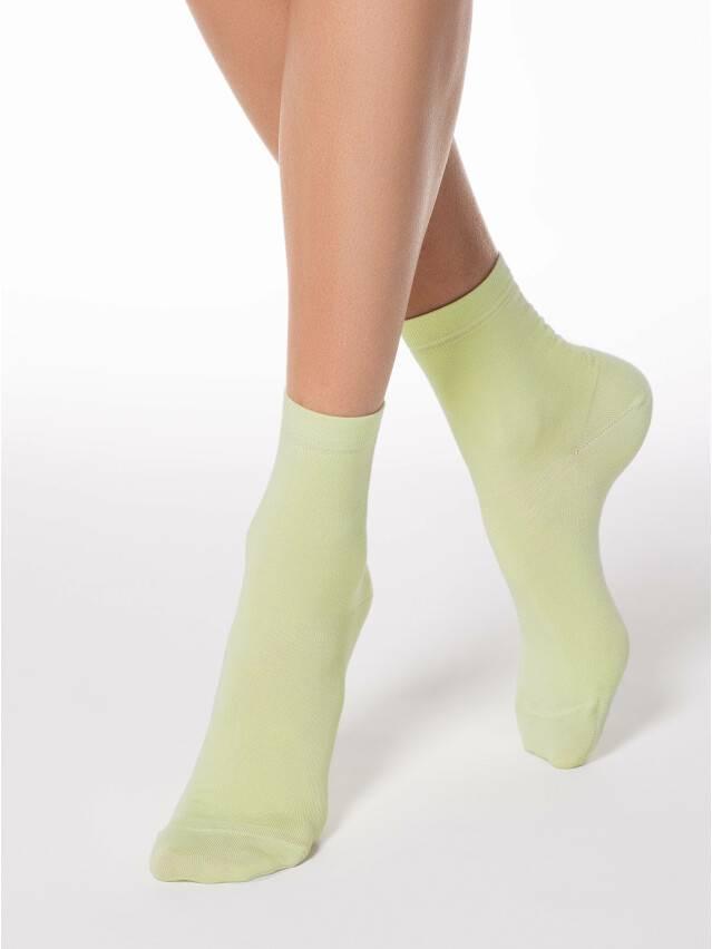 Women's socks CONTE ELEGANT CLASSIC, s.25, 000 lettuce green - 1
