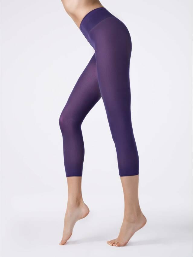 Women's leggings CONTE ELEGANT COLOURS LEGGINS, s.2, violet - 1
