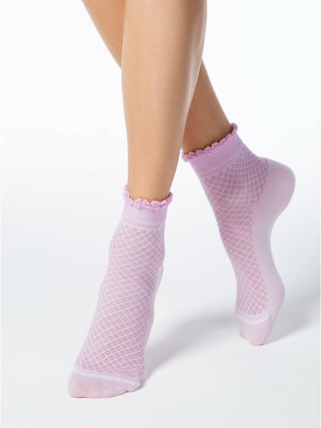 Women's socks CONTE ELEGANT CLASSIC, s.23, 055 lilac - 1