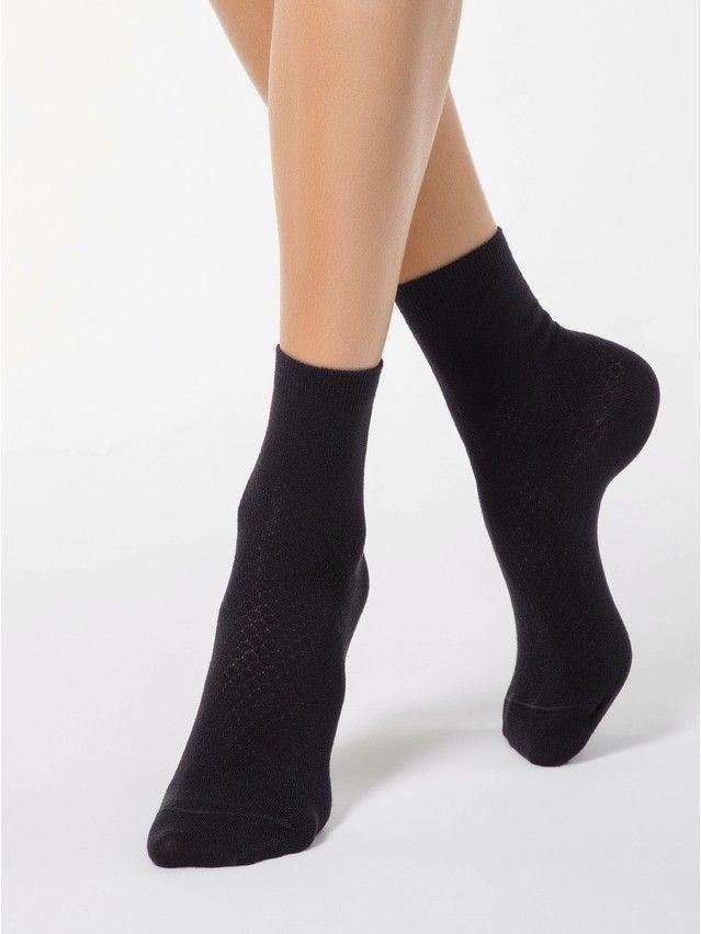 Women's socks CONTE ELEGANT CLASSIC, s.23, 061 black - 1