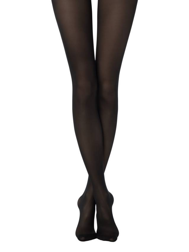 Women's tights CONTE ELEGANT PRESTIGE 70, s.2, nero - 1