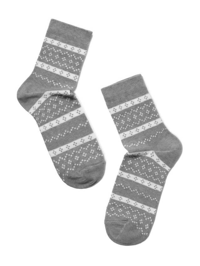 Women's socks CONTE ELEGANT CLASSIC, s.23, 062 grey - 2