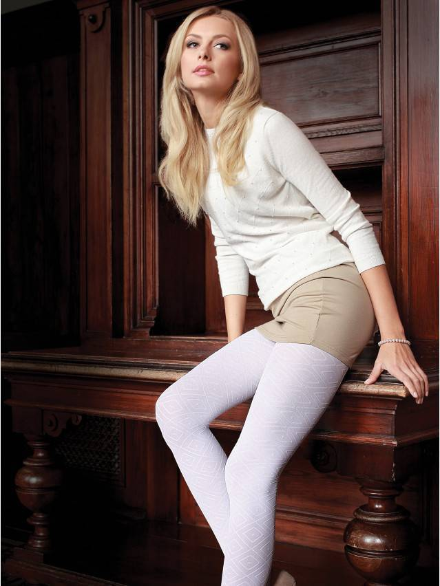 Women's tights CONTE ELEGANT ROME, s.2, nero - 1