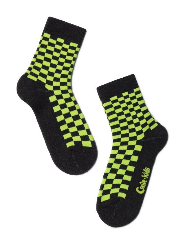 Children's socks CONTE-KIDS SOF-TIKI, s.16, 226 lettuce green - 1