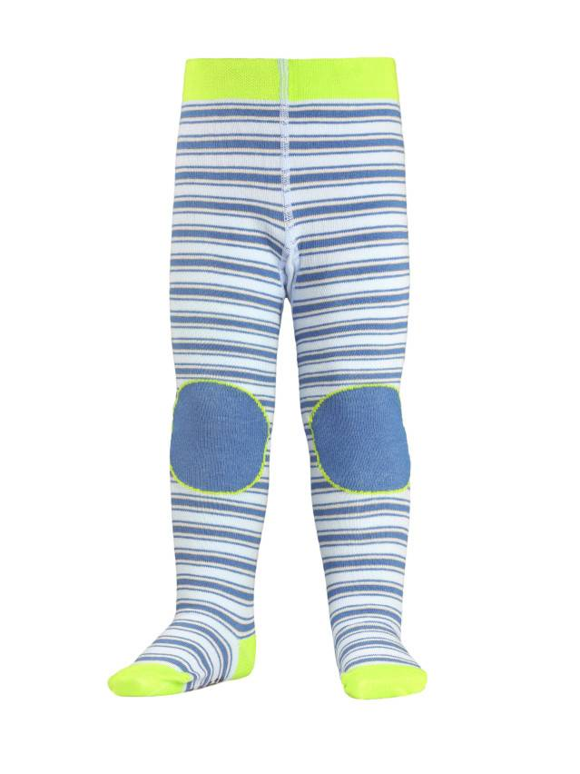 Children's tights CONTE-KIDS TIP-TOP, s.62-74 (12),367 blue - 1