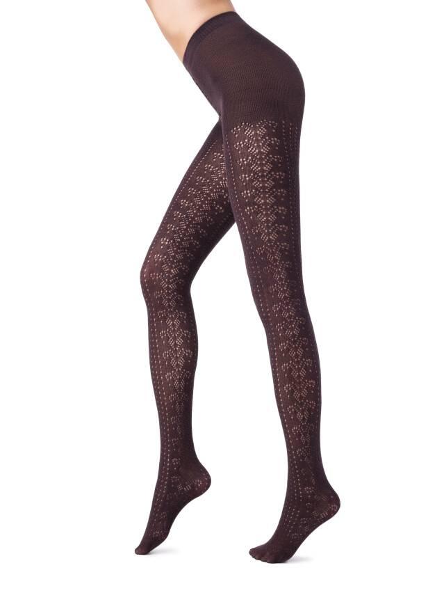 Women's tights CONTE ELEGANT PERFECT, s.2, chocolate - 2