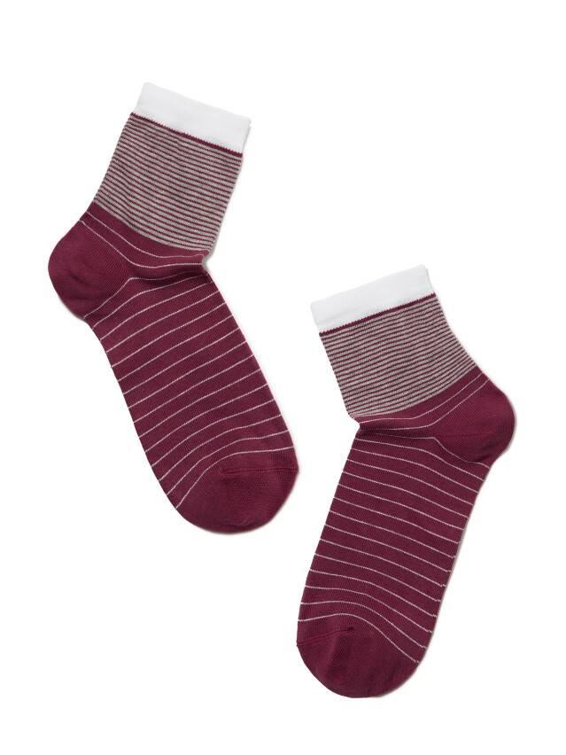 Women's socks CONTE ELEGANT CLASSIC, s.23, 058 mauve - 2