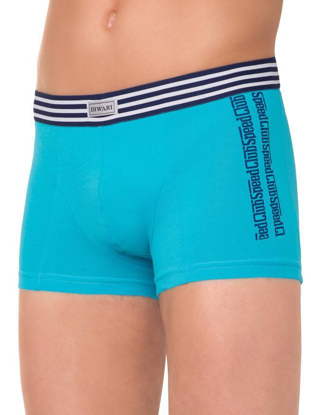 Men's pants DiWaRi TATTOO MSH 406, s.102,106/XL, blue - 2