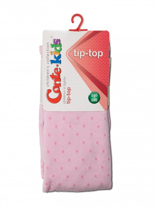 Children's tights CONTE-KIDS TIP-TOP, s.150-152 (22),323 light pink - 2