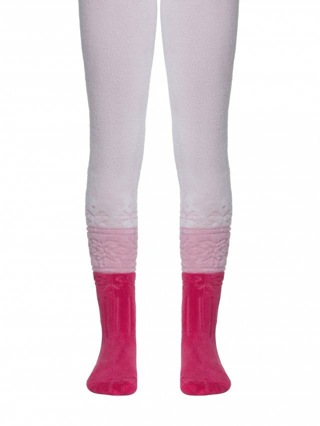 Children's tights CONTE-KIDS SOF-TIKI, s.116-122 (18),255 light pink - 1