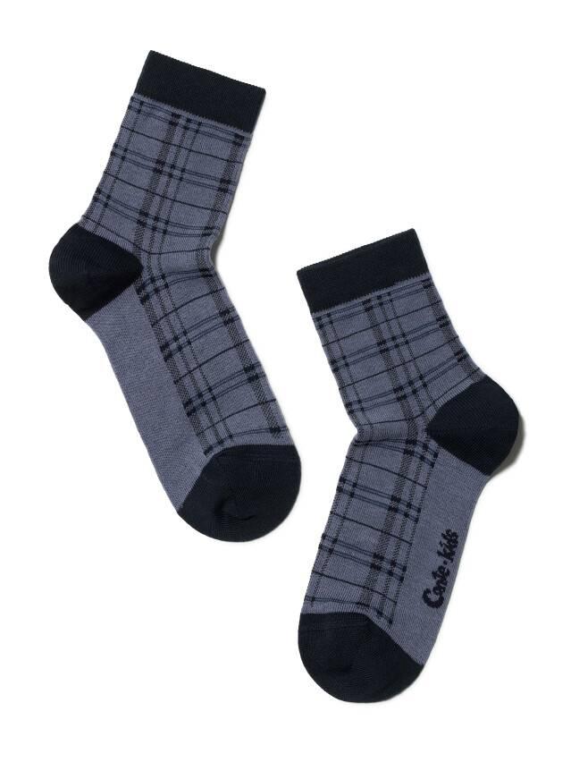 Children's socks CONTE-KIDS TIP-TOP, s.20, 196 dark denim - 1