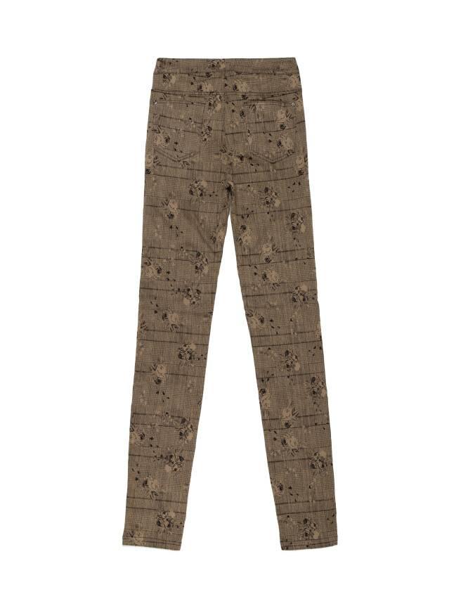 Women's trousers CONTE ELEGANT TEONA, s.164-64-92, brown - 4