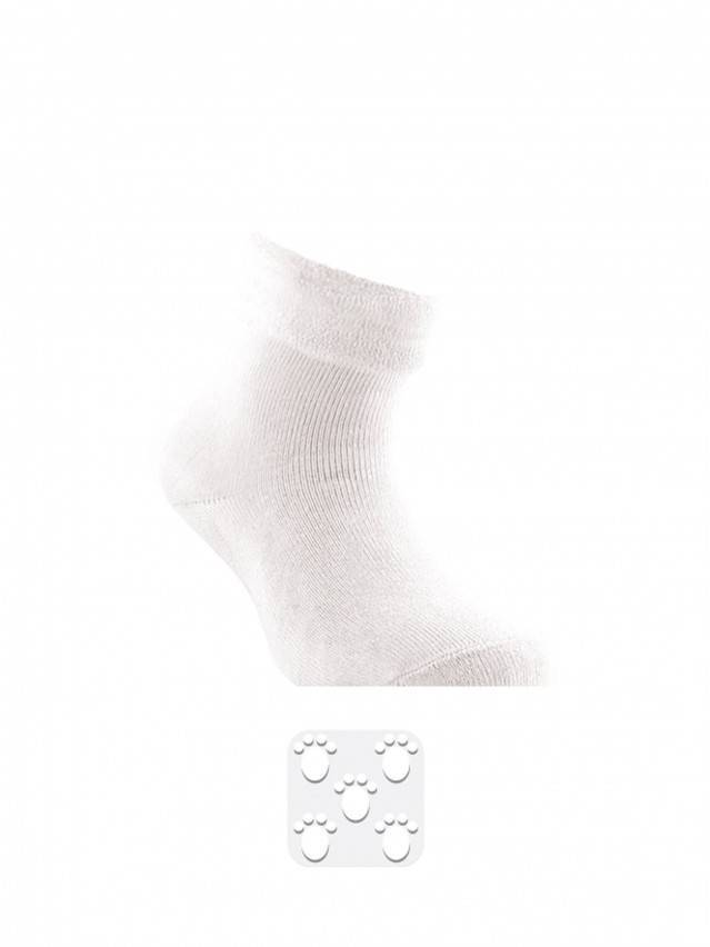 Children's socks CONTE-KIDS SOF-TIKI, s.14, 000 white - 1