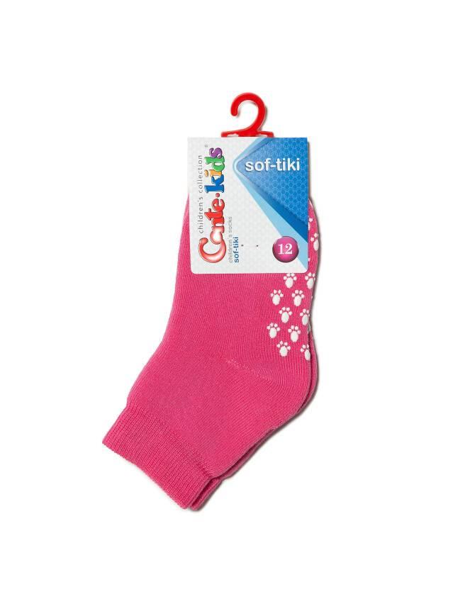 Children's socks CONTE-KIDS SOF-TIKI, s.12, 000 pink - 2