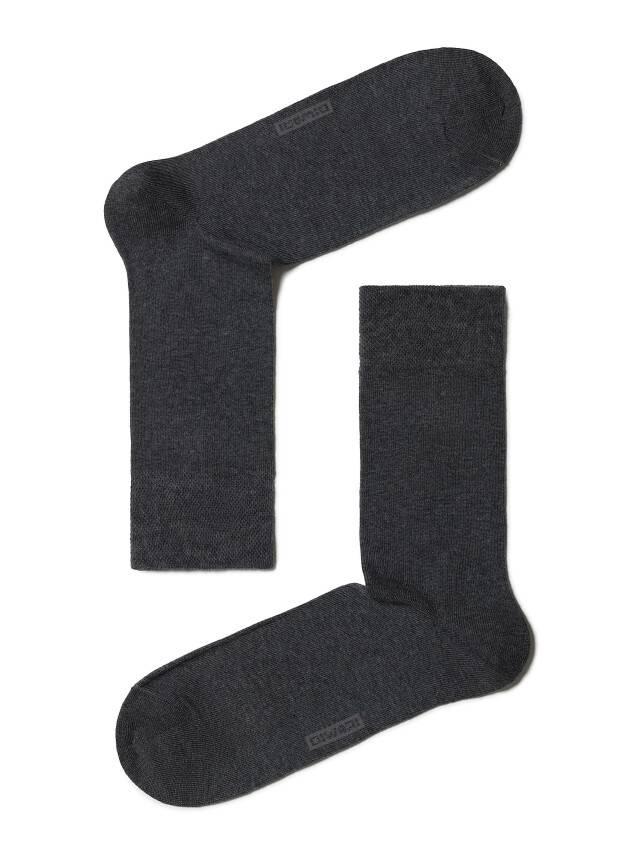 Men's socks DiWaRi COMFORT, s. 40-41, 000 dark grey - 1