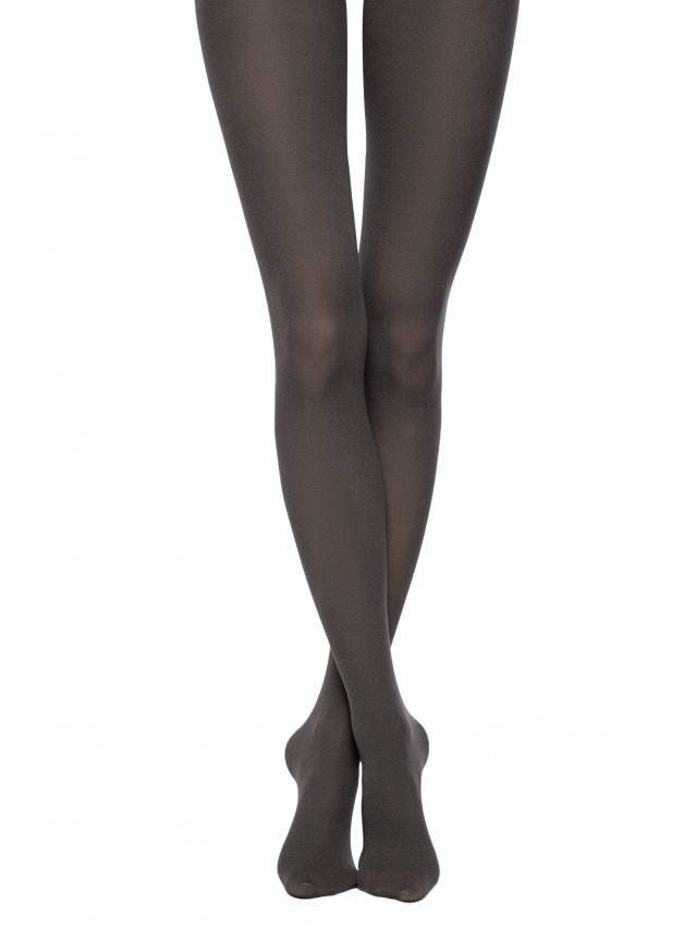 Women's tights CONTE ELEGANT OFELIA, s.2, grafit - 1