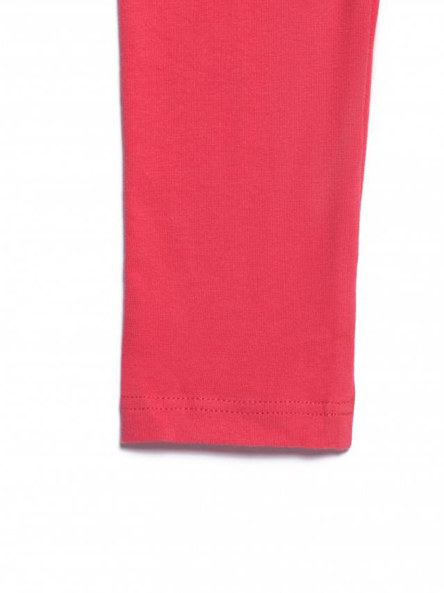 Knee pants for girl CONTE ELEGANT NINETTE, s.134,140-72, coral - 6