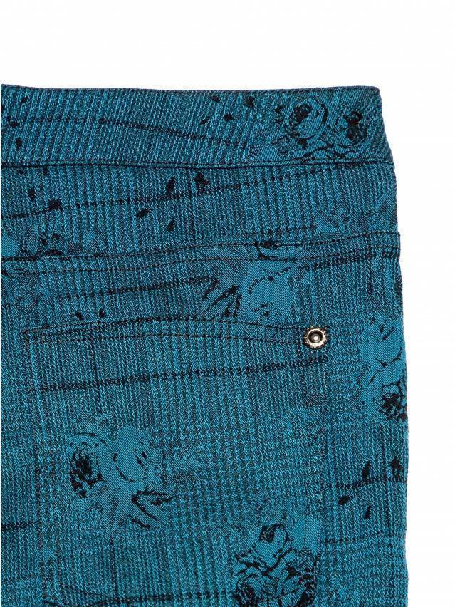 Women's trousers CONTE ELEGANT TEONA, s.164-64-92, blue - 6