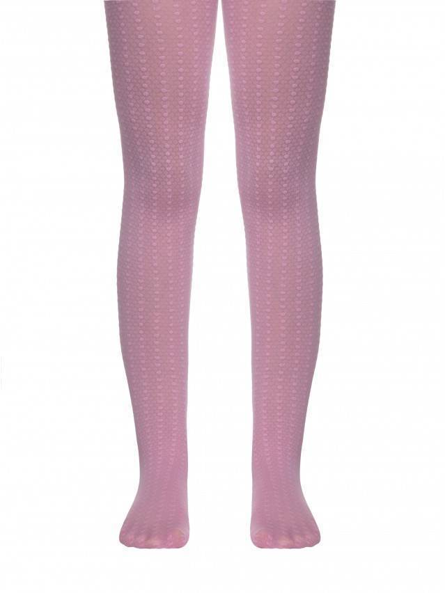Fancy children's tights CONTE ELEGANT SUSIE, s.104-110, pink - 1