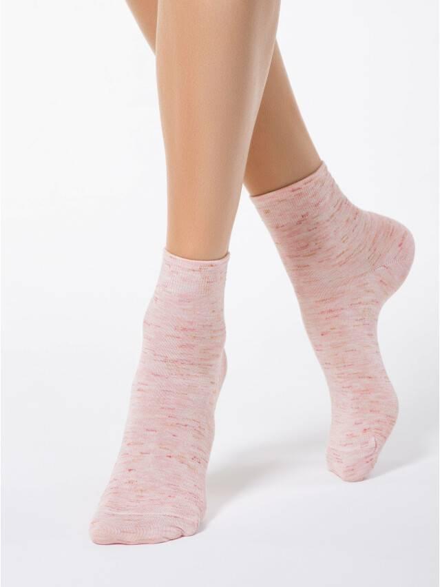 Women's socks CONTE ELEGANT COMFORT, s.23, 000 light pink - 1