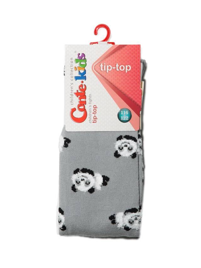 Children's tights CONTE KIDS TIP-TOP, s.104-110 (16),503 grey - 2
