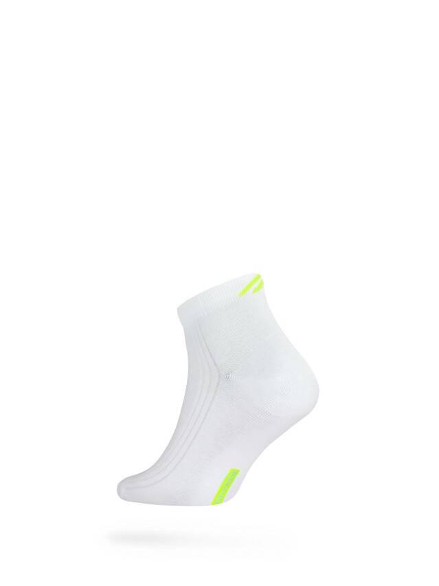 Men's socks DiWaRi ACTIVE, s. 40-41, 018 white-lettuce green - 1