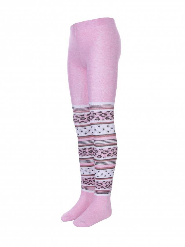 Children's tights CONTE-KIDS TIP-TOP, s.116-122 (18),402 light pink - 1