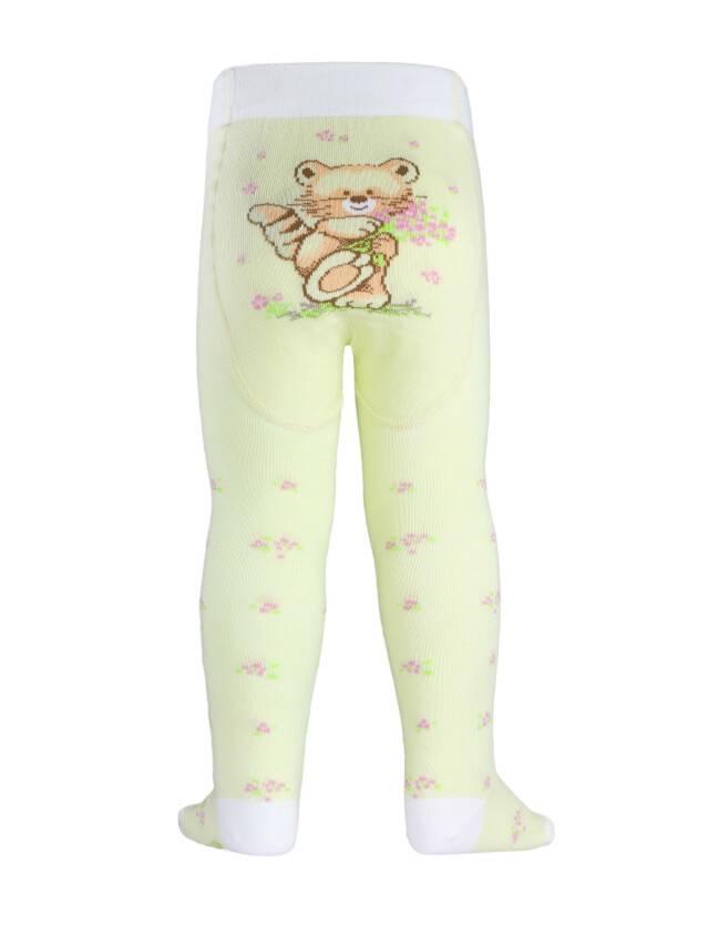 Children's tights CONTE-KIDS TIP-TOP, s.62-74 (12),378 lettuce green - 2