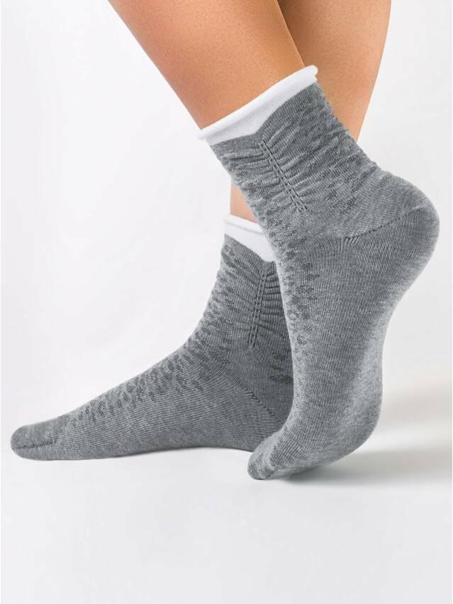 Women's socks CONTE ELEGANT COMFORT, s.23, 048 grey - 1