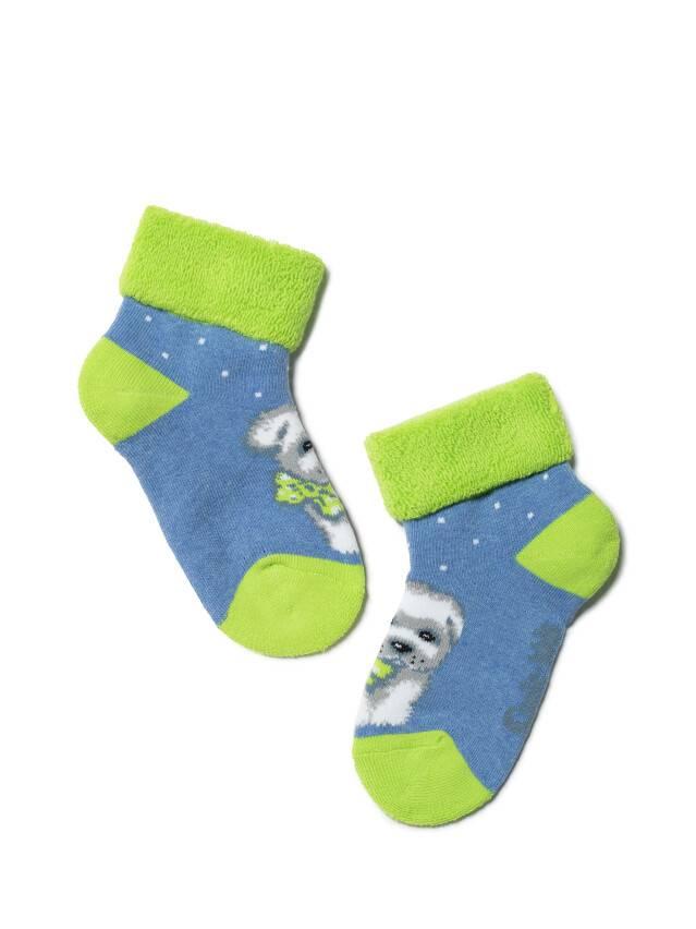 Children's socks CONTE-KIDS SOF-TIKI, s.12, 221 light denim - 1